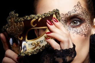 Love mask