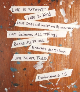 Corinthians 13