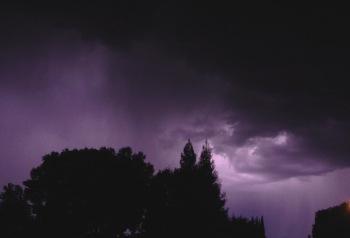 lightning sky2