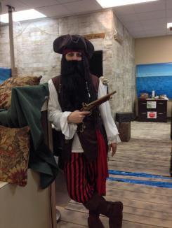 D pirate